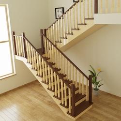 Лестница закрытого типа
